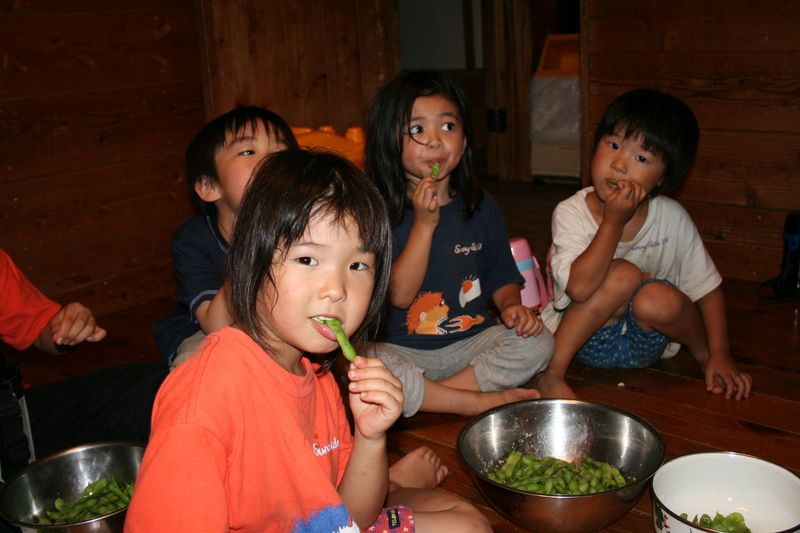 Kids, Food & Overnights-5