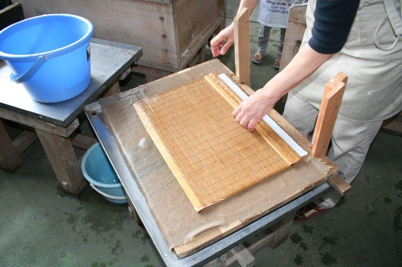 Making Washi-13